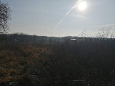 Vanzare teren 2600 mp in apropiere de padure, Snagov