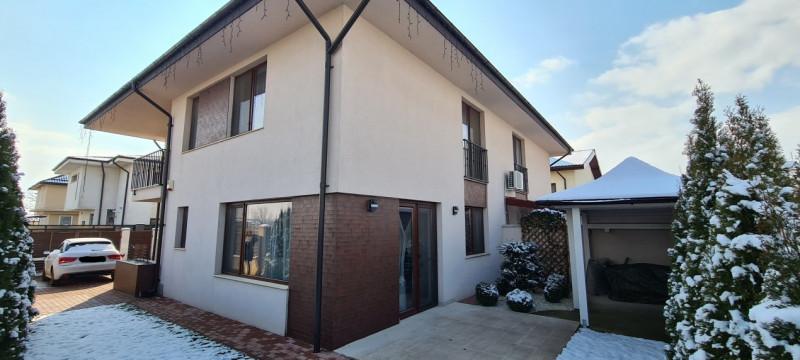 Vanzare vila moderna cu gradina, Otopeni