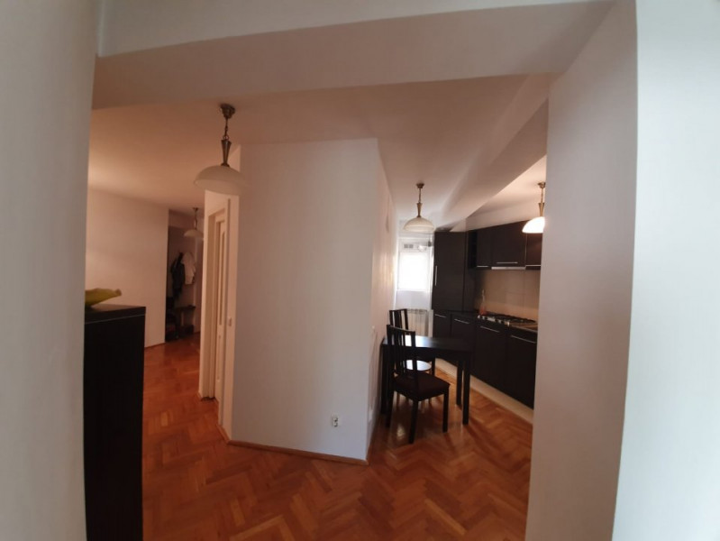 Prima inchiriere, apartament 3 camere, terasa,  zona vile, Mosilor, Eminescu