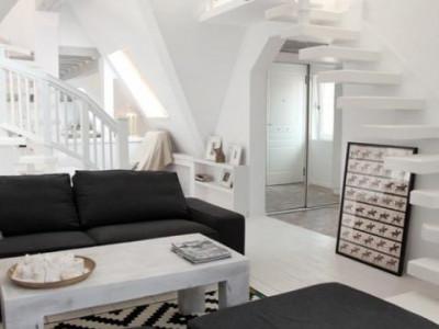 Inchiriere apartament de vis, 3 camere in vila, Dorobanti Capitale