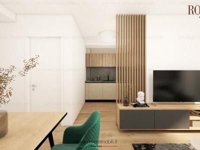 Vanzare 2 camere 47mp complex rezidential nou Aviatiei - Promotie -4%