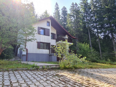 Forest House Villa - afacere la cheie in Predeal
